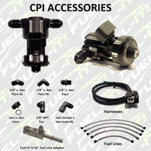Charge Pipe Injector Installation Accessories