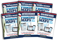 Wisconsin Fishing Map Guides