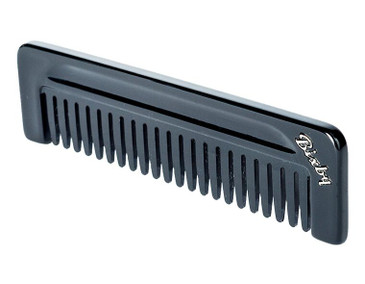 Bixby Wide Tooth Comb Black