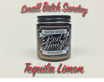 "Red House Water Based OG ""Tequila Limon"""