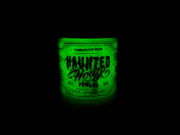 Haunted House Limited Edition Water Based Pomade Halloween 2017