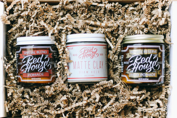 Pomade Gift Set- Choose 3!