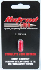 Hot Rod 5000 - 1 Capsule