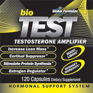 BioTest Testosterone Amplifier 120caps