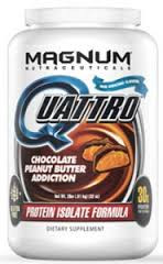 Quattro Chocolate Peanut Butter