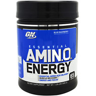 Essential Amino Energy, Blue Raspberry