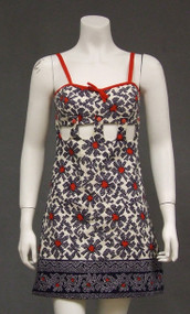WILD & Bare 1960's Mini Dress