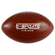 "6"" Plastic Football - SBFB6"