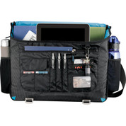 Zoom™ Checkpoint-Friendly Compu-Messenger Bag - 0022-55
