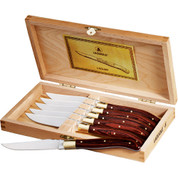 Laguiole® 6-Piece Steak Knife Set - 1250-09