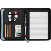 Wenger® Jr. Zippered Padfolio Bundle Set - 1355-07