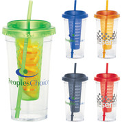 Cool Gear® Sedici Fruit Infuser Tumbler 24oz - 1624-10
