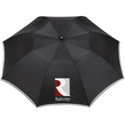 "42"" Auto Open Folding Safety Umbrella - 2050-03"