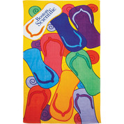 14 lb./doz. Sandals Beach Towel - 2090-30