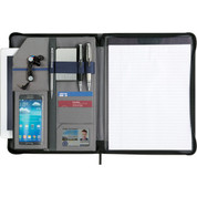 Cross® Prime Zippered Padfolio Bundle Set - 2767-63