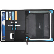 Zoom™ 2-in-1 Tech Sleeve Zip Padfolio - 7003-52