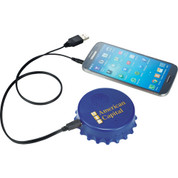 Game Day Speaker with Bottle Opener and Recorder - 7199-48