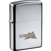Zippo® Windproof Lighter High Polish Chrome - 7550-17