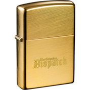 Zippo® Windproof Lighter High Polish Brass - 7550-21