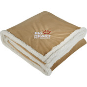 Field & Co.™ Cambridge Oversized Sherpa Blanket - 7950-51