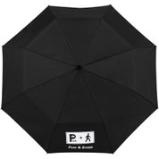 "44"" totes® 3 Section Auto Open Umbrella - 8850-01"