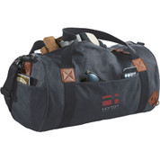 Alternative® Basic Cotton Barrel Duffel - 9004-16