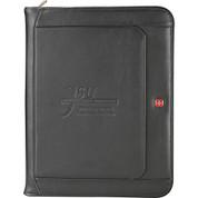 Wenger® Executive Leather Zippered Padfolio - 9355-10