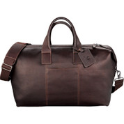 Kenneth Cole® Colombian Leather Weekender Duffel - 9950-30
