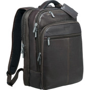 Kenneth Cole® Colombian Leather TSA Compu-Backpack - 9950-58