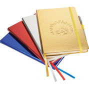 Metallic Ambassador Flex Bound JournalBook™ - 1921-99