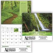 GoinGreen Spiral - Good Value Calendars - 7044
