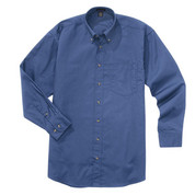Add Your Logo to River's End - RE Mens L/S EZCare Woven Dress Shirt - 735