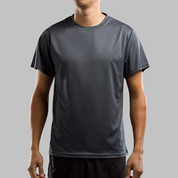 Add Your Logo to River's End - Greenlayer Men's E2 Poly T-Shirt - 777M