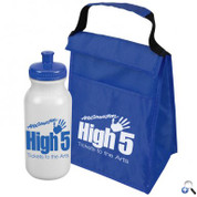 Lunch Tote with 20 oz. Bike Bottle Kit - CT7520