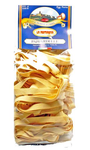 La Romangna pappardelle pasta 500 grams