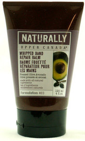 Upper Canada Naturally Whipped Hand Repair Balm