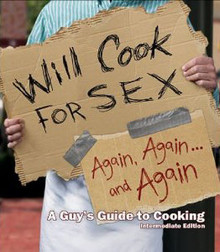 Will Cook for Sex: Again, Again, and Again by Ricky Fino