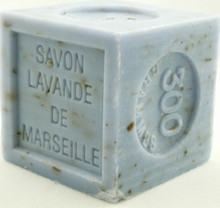 Savon de Marseille Bar Soap with Crushed Flowers