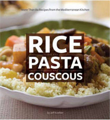 Rice Pasta Couscous by Jeff Koehler