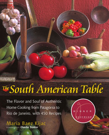 The South American Table by Maria Baez Kijac