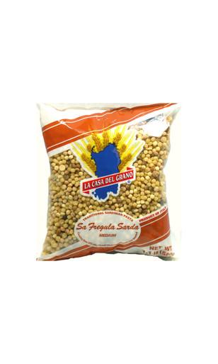 La Casa del Grano Fregula Sarda toasted pasta 500 grams