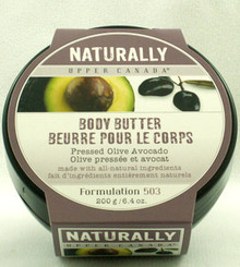 Upper Canada Naturally Body Butter