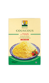 Biaitalia corn couscous 500 grams