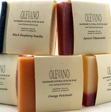Olevano Extra Virgin Olive Oil Soap