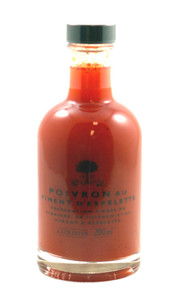 A L'Olivier pimento vinegar 200 ml