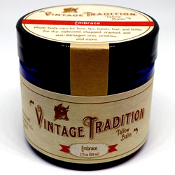 Embrace Tallow Balm by Vintage Tradition