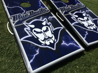 College Teams Custom Cornhole Board Sets
