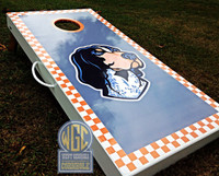Officially Licensed University of Tennessee Cornhole Boards Set