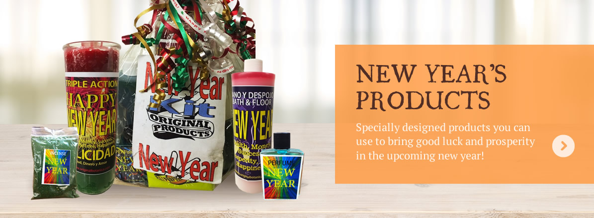 New Year's Products