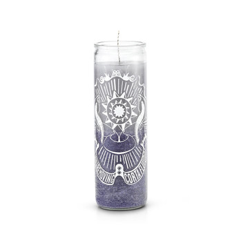 Jinx Removing Multicolor 7 Day Prayer Candle